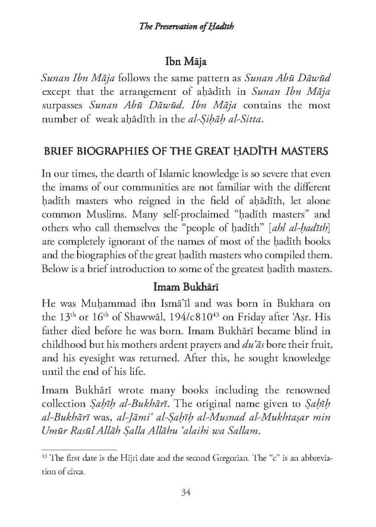 ThePreservationOfHadith-ABriefIntroductionToTheScienceOfHadithByShaykhIbrahimMadni_Page_47